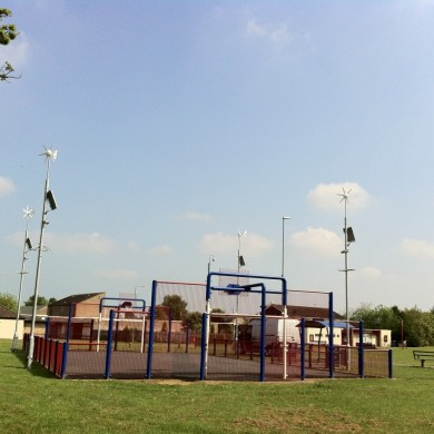 Corby Sports Area