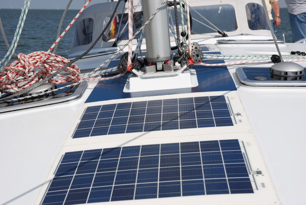 Solar Panels For Boats >> Solar Power For Boats Marlec Is A Supplier Of Marine Solar Panels